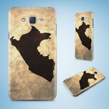 SAMSUNG GALXY J SERIES PHONE CASE BACK COVER PERU NATIONAL COUNTRY