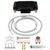 Engine Oil Cooler Radiator System Kit for Honda GY6 100CC-150CC Engine 85ml US