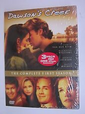 Dawson's Creek - First Season (DVD, 2003, 3-Disc Set) BRAND NEW   FACTORY SEALED
