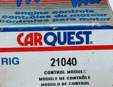 Carquest 21040 Ignition Control Module For; Chevy / GMC ( Wells Ignition in box)