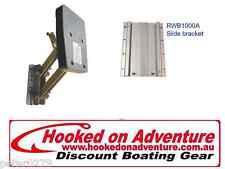 Aluminium Slide Bracket - Removable Mounting HOARWB1000A