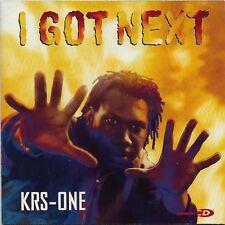 I Got Next by KRS-One CD May 1997 Zomba