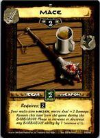 Conan Core CCG TCG Card #015 Mace