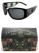 CHRISTIAN AUDIGIER SUNGLASSES CAS-408 BLACK POLARIZED Buy Here 4 Less 100% UVA