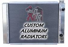 """Racing Radiator GM """"ALL ALUMINUM"""" Double pass design"""