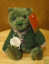 """Gund Mohair Collection #9512 BENJAMIN, 7"""" Jointed NEW/Tag From Retail Store, LE"""