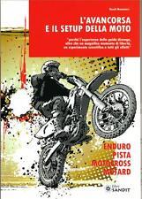 L'AVANCORSA E IL SETUP DELLA MOTO (enduro pista motocross motard meccanica)
