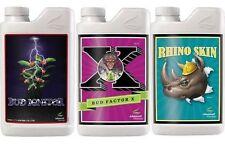 Advanced Nutrients Grand Master Bundle 250 ml -  bud factor x rhino skin ignitor