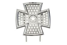 Blingstar Iron Cross Front Bumper Polished CANAM Can am DS450 DS 450 08 09 10 11