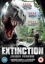 Extinction - Jurassic Predators (DVD) (NEW AND SEALED) (REGION 2) (FREE POST)