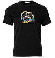 Hot Wheels II - Graphic Cotton T Shirt Short & Long Sleeve