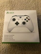 NEW Sealed Microsoft Xbox One Wireless Controller TF5-00001 - WHITE
