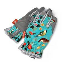 RHS Flora and Fauna Gardening Gloves by Burgon & Ball. Ladies Garden Gloves