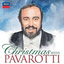 CHRISTMAS WITH PAVAROTTI [UNIVERSAL] NEW CD