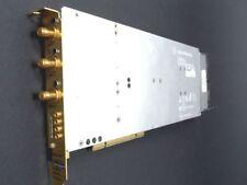 Agilent U1081A Acqiris AP200 Digitizer PCI Digital Oscilloscope 500Mhz year 2015