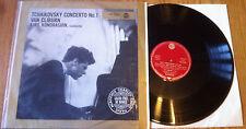Tschaikovsky Concerto No.1 Van Cliburn Kiril Kondrashin, Conductor LM-2252 RCA