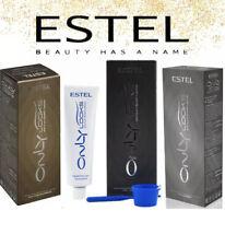 ESTEL ONLY LOOK Professional Eyerbrow & Eyelash Dye . Black . UK STOCK