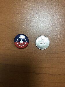 juneteenth flag Pin Button