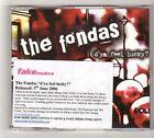 (FZ855) The Fondas, D'ya Feel Lucky? - 2006 DJ CD