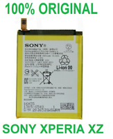 Original Battery For Sony Xperia XZ LIS1632ERPC Smartphone Internal Battery New