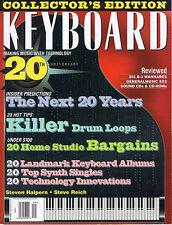 1995 Hammond B-3 XB-2 OB-3, Viscount D9 Voce Micro B 11 V3 B3 Keyboard Magazine