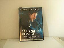 Minority Report Tom Cruise Colin Farrell Samantha Morton dvd movie