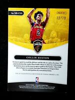 2018-19 Opulence Collin Sexton Nouveau Riche Auto /79 On Card Autograph RC NRCSX