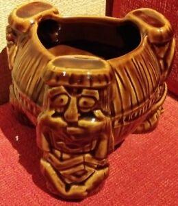 Disney World Trader Sam's Grog Grotto 2nd Edition UH OA Tiki Mug / Bowl - New!