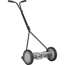 16in. Great States Cordless Height Adjustable Reel Hand Push Manual Lawn Mower