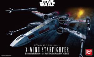 Bandai Star Wars 1/72 X wing  Kit (T-65B) (New)
