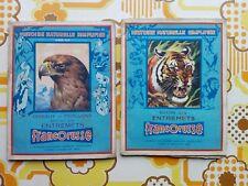 Album images Entremets FRANCORUSSE Histoire Naturelle Simplifié Stickercollect°