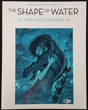 GUILLERMO DEL TORO + VANESSA TAYLOR Shape of Water 11x14 Photo 2 Beckett BAS COA