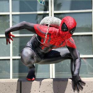 New Superior Spider-Man Costume Spandex Halloween Cosplay Spiderman Zentai Suit