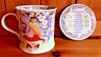 Beautiful The Secret Garden Mug & Coaster Set