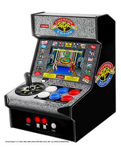 "My Arcade Street Fighter II Champion Edition 7"" Micro Player"