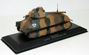 Somua S35 1st DLM Quesnoy (France) 1940, 1/43 Military Vehicle