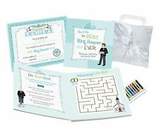 Ring Bearer Activity Book