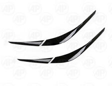 New Tail Light Cover Tatinium Black 4 Pieces Fit For Mazda CX-5 2018