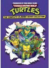Teenage Mutant Ninja Turtles: Complete Classic Series Collection [New