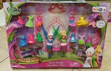 New Disney Fairies Pirate Fairy Tink & Periwinkle Sister Share n Wear Toys R Us
