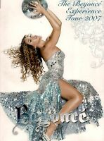 BEYONCE 2007 THE BEYONCE EXPERIENCE TOUR CONCERT PROGRAM BOOK BOOKLET / NM 2 MNT