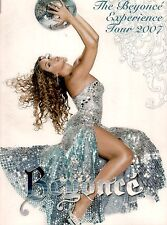 Beyonce 2007 The Beyonce Experience Tour Concert Program Book / Nmt 2 Mnt