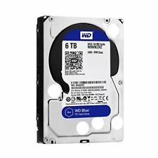 *NEW* WD BLUE WD60EZRZ Western Digital 6TB *FAST PRIORITY SHIPPING* Hard Drives