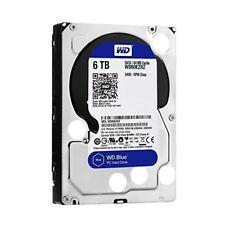 WD BLUE WD60EZRZ Western Digital 6TB 6 Terabyte Internal 3.5 Desktop Hard Drive