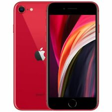 Apple iPhone SE 64GB In (PRODUCT) RED