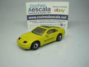 1/64 Matchbox USADO USED REF 135 Nissan 300 ZX 1/58 cochesaescala