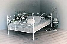 Bett metall weiß 90x200  Klassisches Bettgestell aus Metall | eBay
