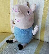 George Pig from Peppa Pig plush soft toy 15cm
