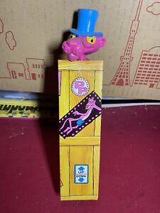 Pink Panther Pantera Rosa Version Large Flexi First Years '80 Brand