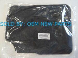 2015-2020 OEM Chevrolet Colorado Jet Black Carpet Floor Mat FRONT SET ONLY